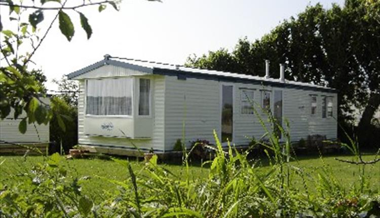 Treworgans Holiday Park, Cubert, Newquay, Cornwall