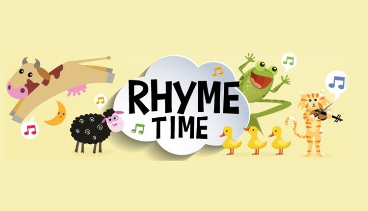 Rhyme Time at Newquay Library!