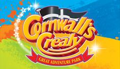 Cornwall's Crealy Great Adventure Park, Wadebridge