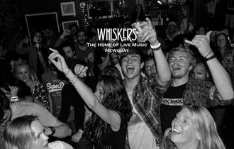 "Live Music at Newquay's ""Whiskers"" for July 2017"