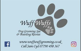Wuff Wuffs Dog Grooming, Spa and Home Boarding Retreat