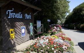 Trevella Holiday Park, Caravan and Camping