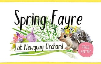 Newquay Orchard's Spring Fayre