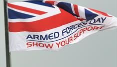Cornwall Armed Forces Day at Flambards