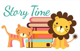 Story Time at Newquay Library!