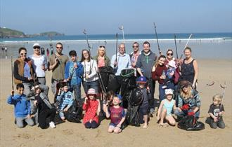 Newquay Beach Clean - Various Beaches