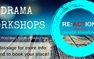 Youth Theatre Drama Workshops at Newquay Football Club