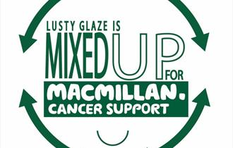 'Mixed up for Macmillan' Fundraising at Lusty Glaze Beach