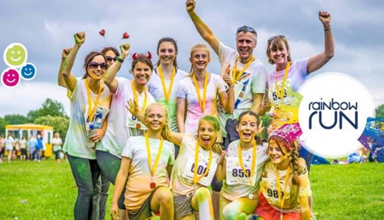 Rainbow Run for Children's Hospice South West