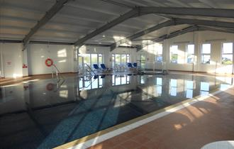 Newperran Holiday Park - Indoor Pool