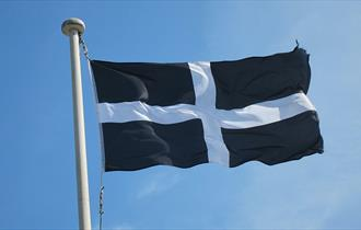 St Piran's Day Celebrations in Newquay