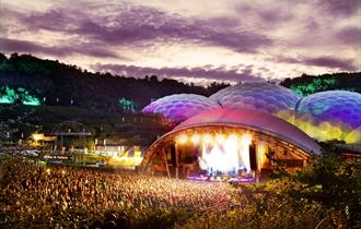 Beautiful Days Festival at The Eden Project