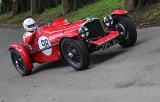 Watergate Bay Speed Hill Climb