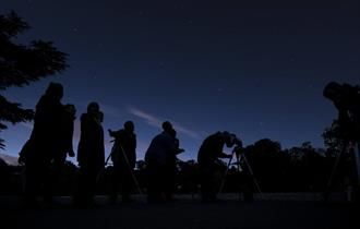 Stargazing Tour and Talk at Newquay's Trerice