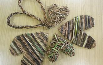 Willow Weaving at Newquay's Coastal Valley Campsite